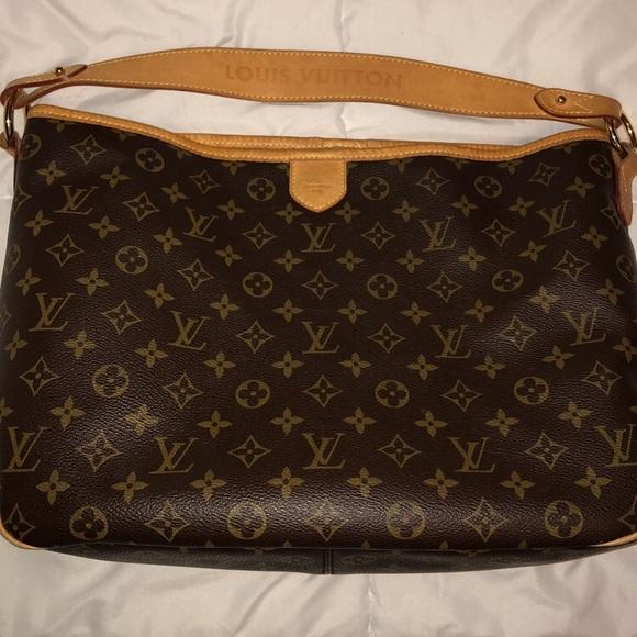 30246b6d74 Louis Vuitton Handbags - Pre -Owned Louis Vuitton Delightful MM Monogram